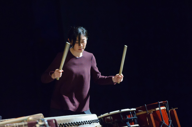 Fumi Tanakadate (Taiko)